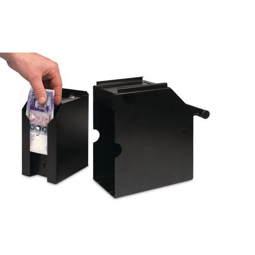 Point of sale cash box safe