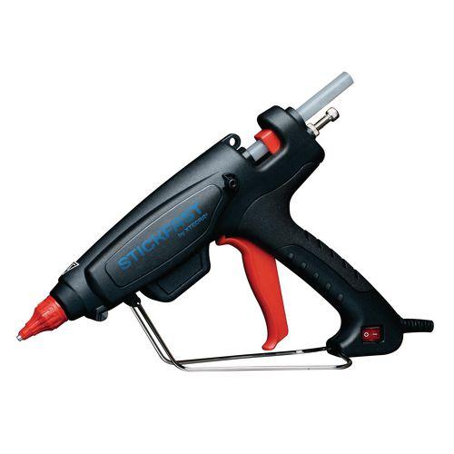 Slimline hot melt glue gun