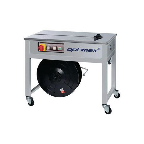 Strapping OPTIMAX SEMI AUTO STRAPPING MACHINE,  OPEN FRAME (SERIAL NUMBER/s FOLLOW)