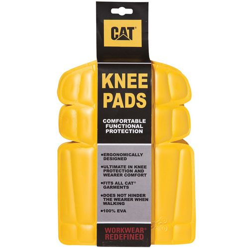 Coveralls / Overalls KNEE PADS YELLOW