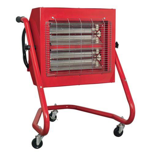 Halogen Heaters Infrared halogen heater