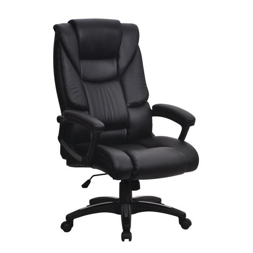 Executive Chairs TITAN HIGH BACK LEATHER  EFFECT MANAGERS CHAIR