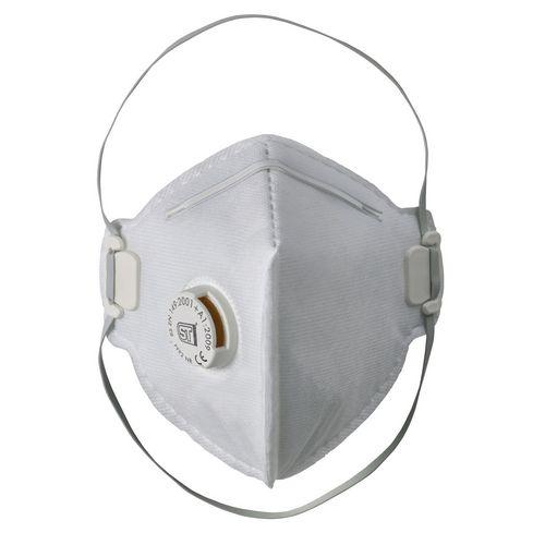 Eye / Face Protection FLAT PACK MASK FFP2 VALVE