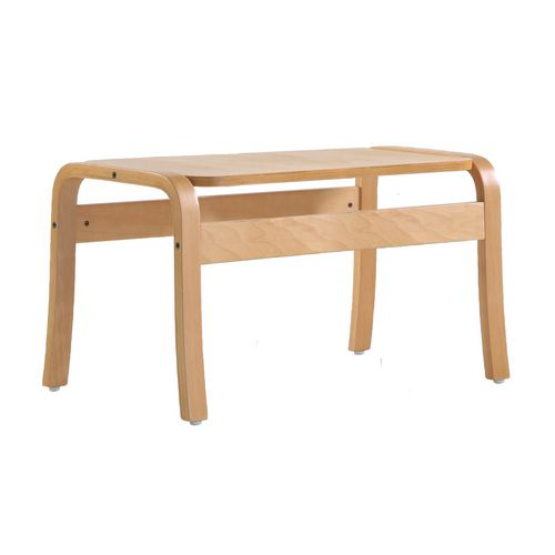 Coffee YEALM MODULAR WOODEN FRAME TABLE