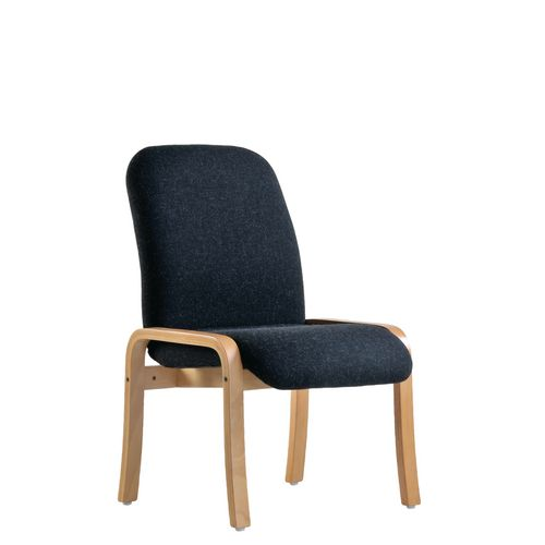 Reception Chairs Wood frame reception chairs