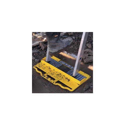Ladder Anti Slip Device Exterior Industrial Ladder