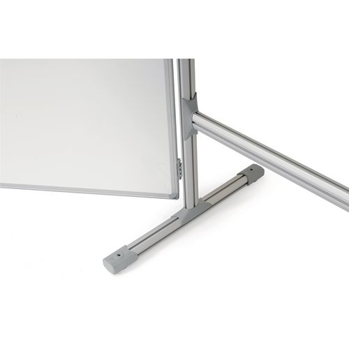 Non-Magnetic SLIM DISPLAY SYSTEM / 1850XH560MM  - LEG & FOOTBAR STRUCTURE (2 UNITS)