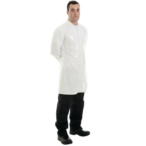Coveralls / Overalls DISPOSABLE APRONS 20 MICRON PACK OF 100