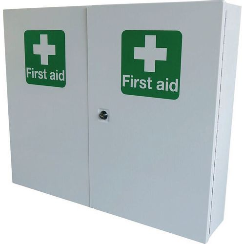 First aid cabinet - large
