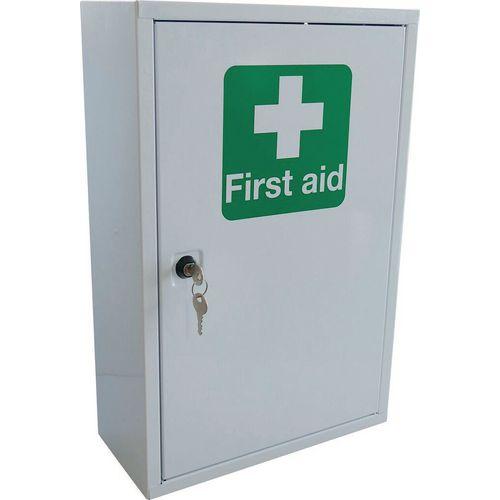 First aid cabinet - medium