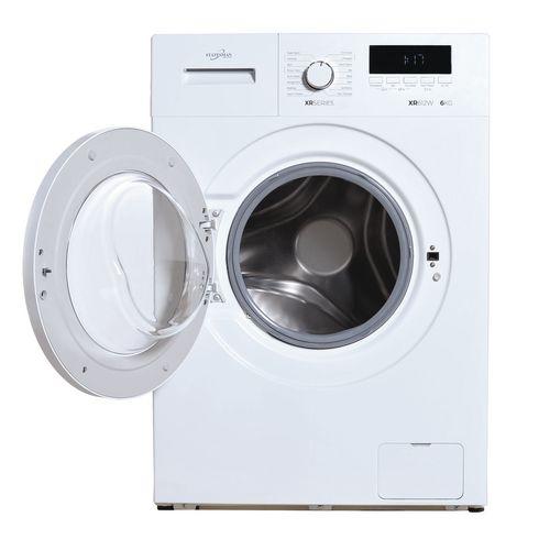 Kitchen Appliances 6KG 1200RPM WASHING MACHINE WHITE
