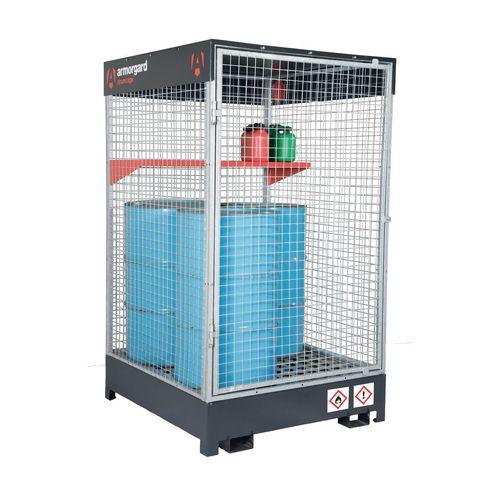 Armogard COSHH cage