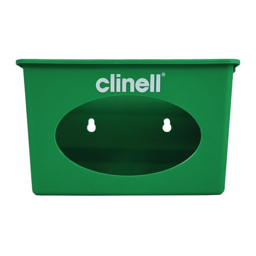 Clinell universal cleaning wipe dispenser