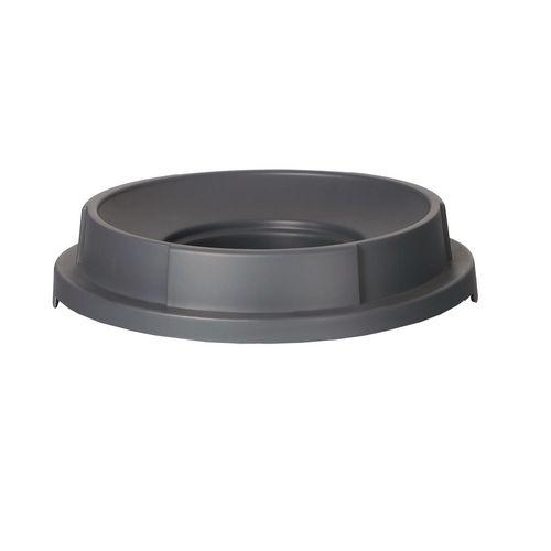 Circular opening lid