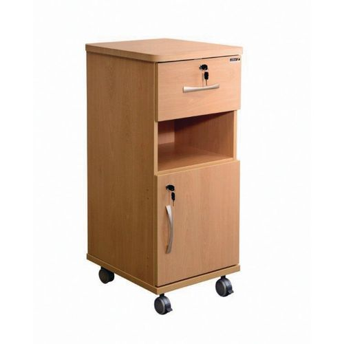 Bedside cabinets with locks