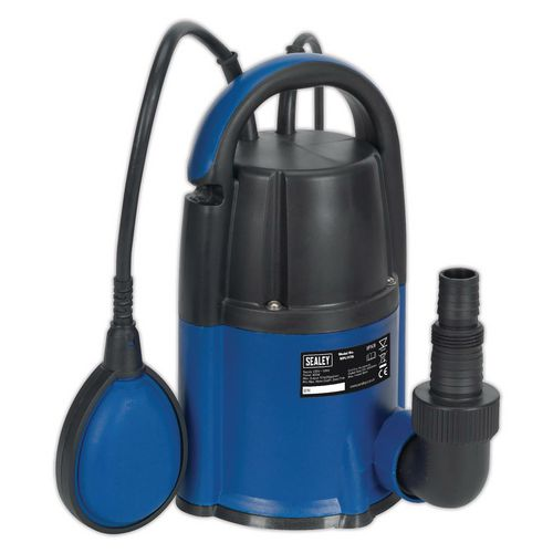 Low level submersible clean water pump