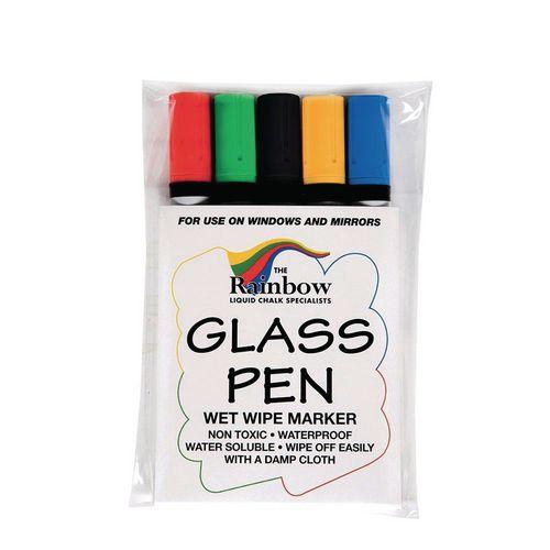 Glass pens
