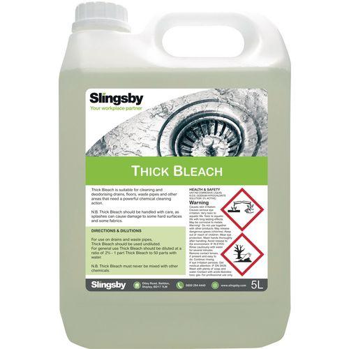 Thick bleach