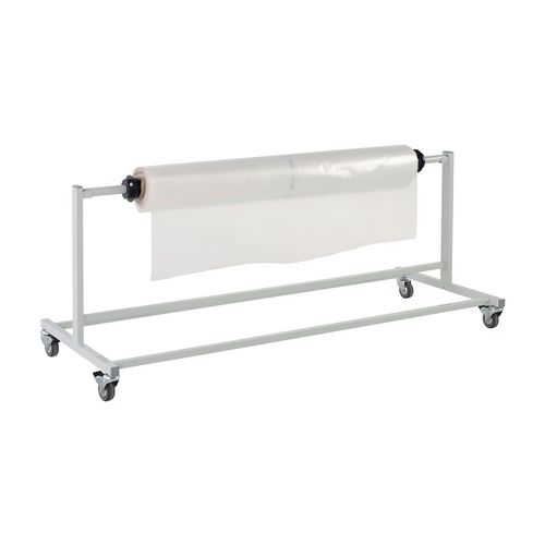 Single teir packing trolley