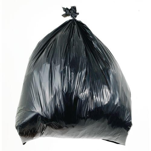 90L Coloured bin bags , black light duty