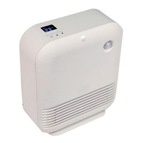 Energy saving PTC fan heater