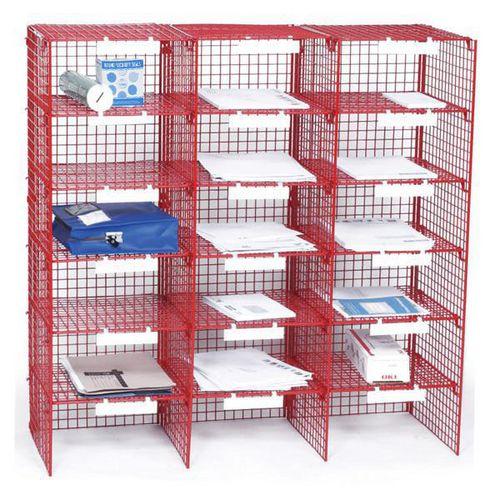 Mail sort units