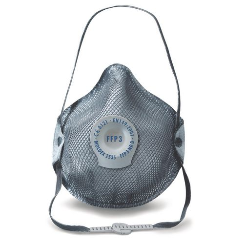 Smart Active FFP3 face mask with activated charcoal
