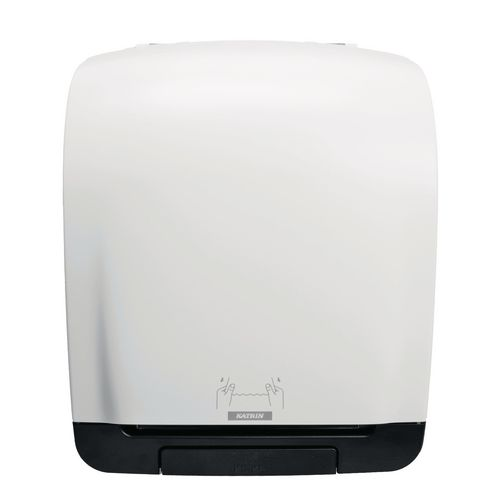 Katrin hand towel dispenser