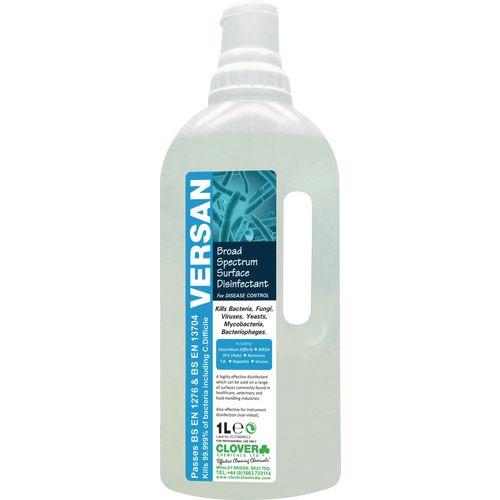 Versan Disinfectant 8 x 1L