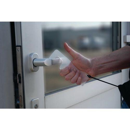 Hands-free door opener tool, pack of 4