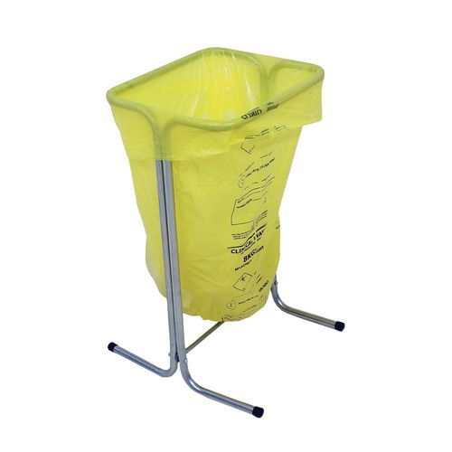 Open top sackholder
