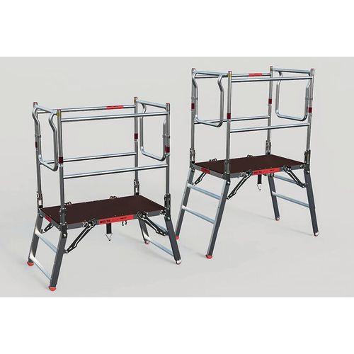 Delta Deck - Compact work platform