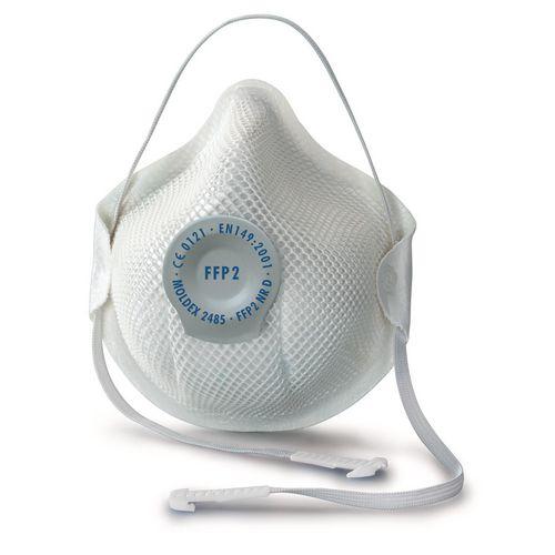 Moldex Smart FFP2 disposable face masks, 20 pack