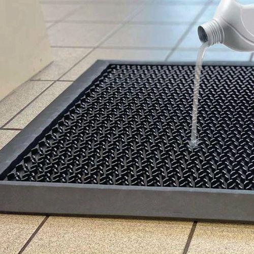 Disinfectant foot bath