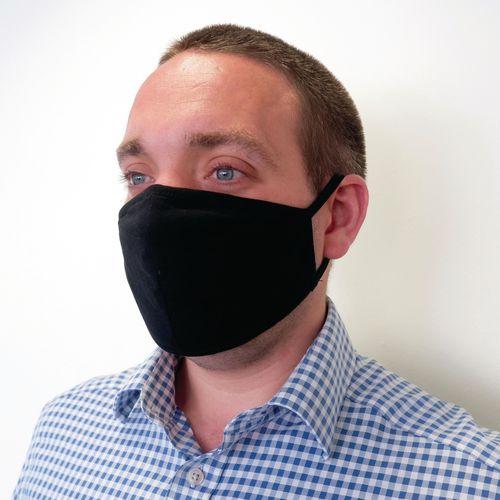 Eye / Face Protection WASHABLE FACE MASK