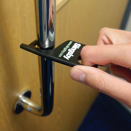 Hygienic door opener/button presser