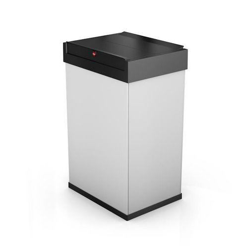 Swivel top rubbish bins - 35L