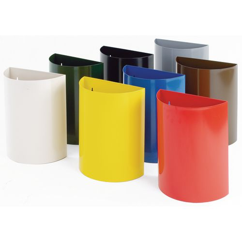 Wall litter bins