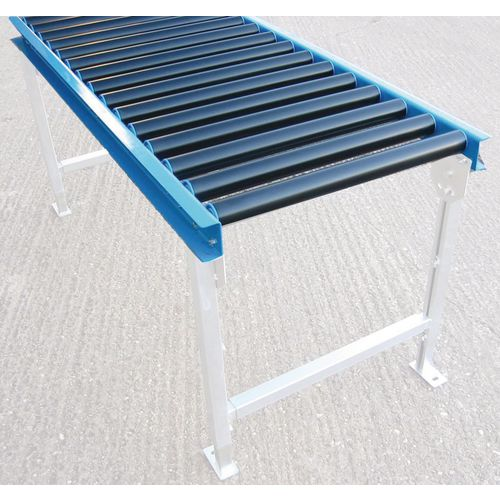 Plastic gravity conveyor track