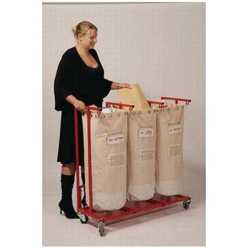 Mailroom sackholders