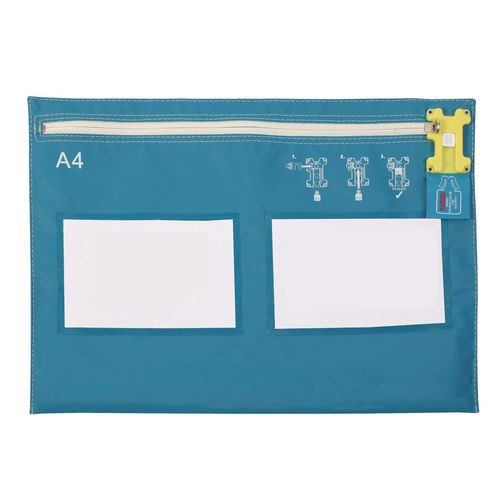 Modular mailing pouches