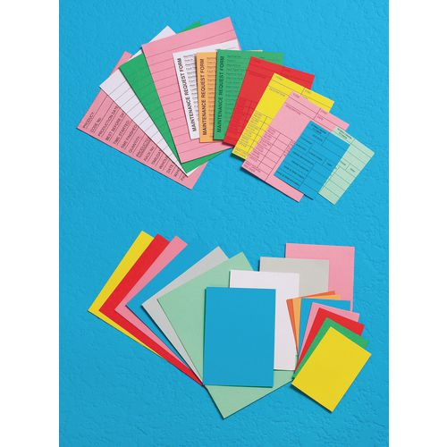 Refill card packs