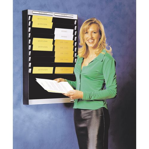 Heavy duty document panels