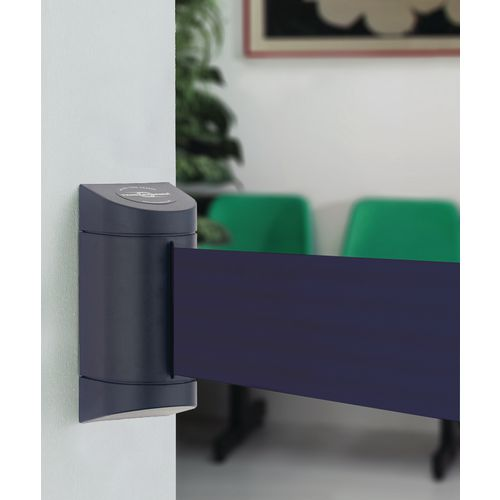 Tensator 174 Wall Mounted Premium Retractable Barriers