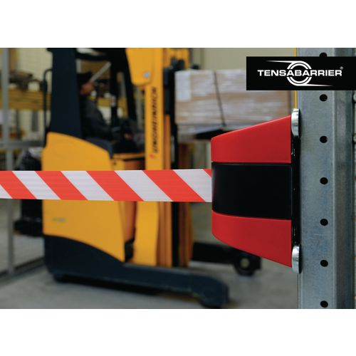 Tensabarrier® Magnetic wall mounted retractable barrier