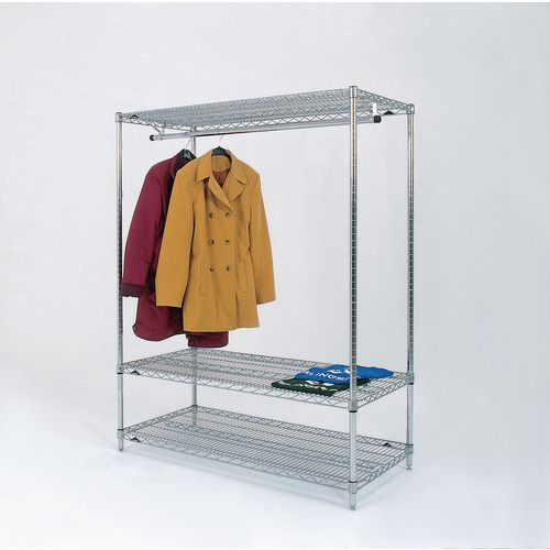 Super Erecta® garment storage units