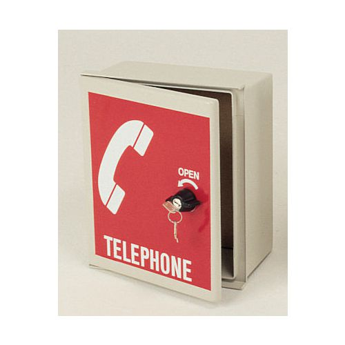 Small telephone cabinets
