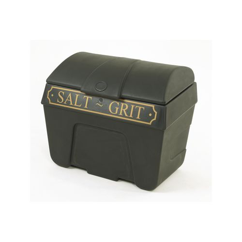 Victoriana salt and grit bins - Without hopper feed