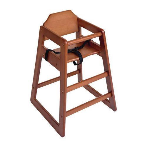 Stacking high chairs