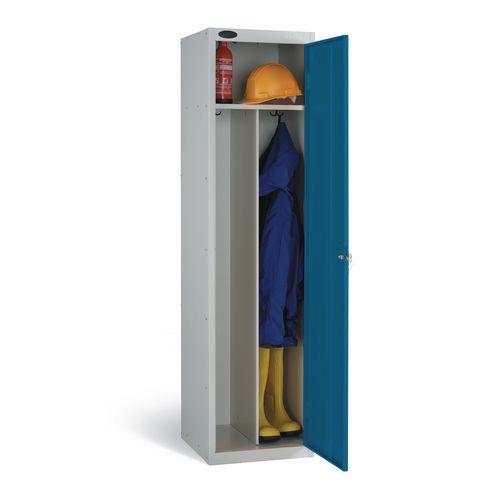 Probe economy clean & dirty locker